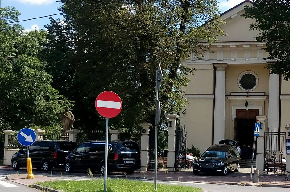 Parafia Nadarzyn CERBER